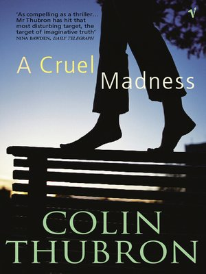 cover image of A Cruel Madness