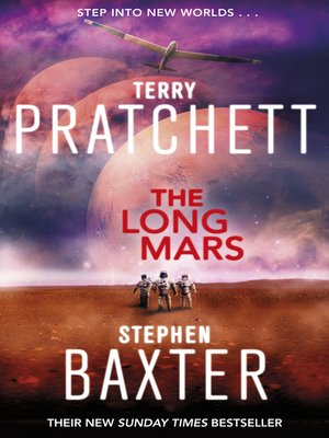 cover image of The Long Mars