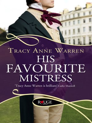 cover image of His Favourite Mistress
