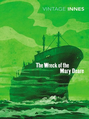 cover image of The Wreck of the Mary Deare
