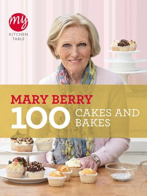 cover image of 100 Cakes and Bakes