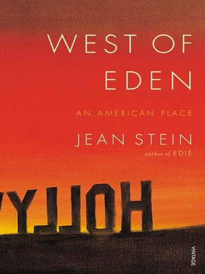 cover image of West of Eden