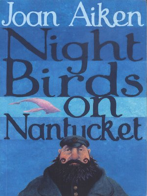 cover image of Night Birds On Nantucket