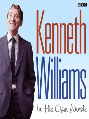 cover image of Kenneth Williams