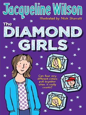 cover image of The Diamond Girls