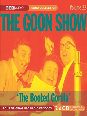 cover image of The Booted Gorilla