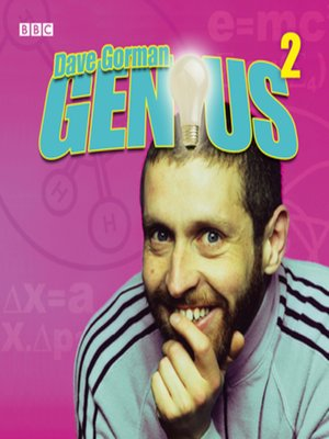 cover image of Dave Gorman: Genius, Series 2