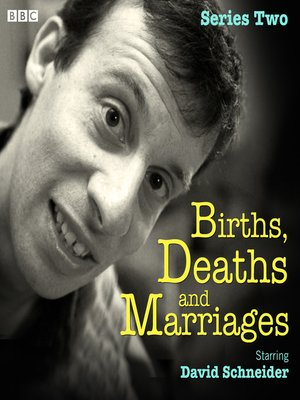 cover image of Births, Deaths and Marriages: Series 2