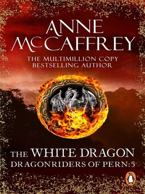 cover image of The White Dragon