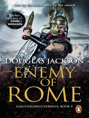 cover image of Enemy of Rome