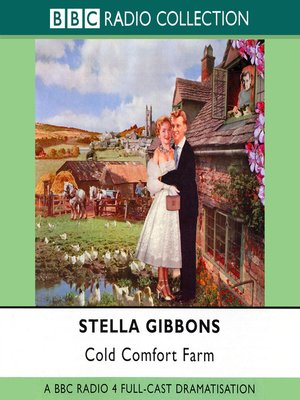 cover image of Cold Comfort Farm