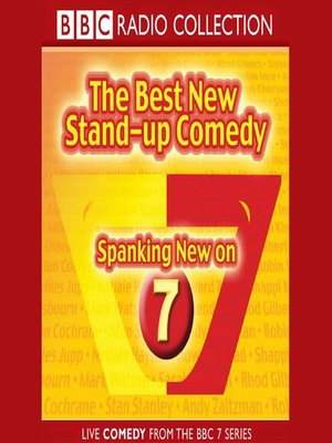 cover image of Spanking New on 7