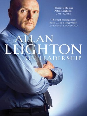 cover image of On Leadership