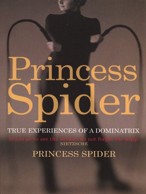 cover image of Princess Spider