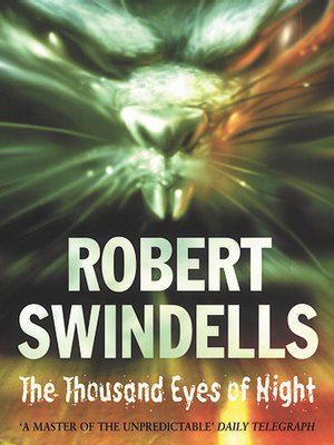 cover image of The Thousand Eyes of Night