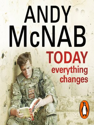cover image of Today Everything Changes