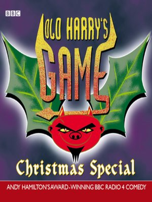 cover image of Old Harry's Game: Christmas Special