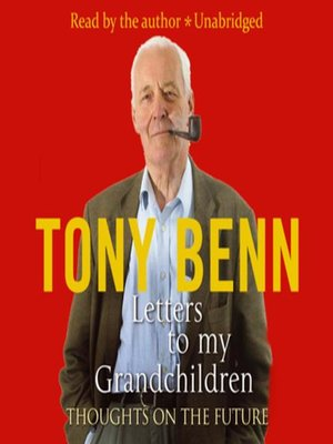 cover image of Letters to My Grandchildren