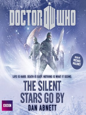 cover image of Doctor Who--The Silent Stars Go By