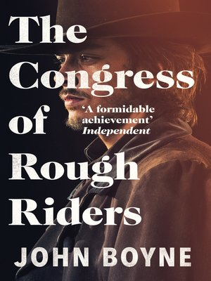 cover image of The Congress of Rough Riders