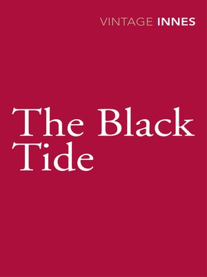cover image of The Black Tide