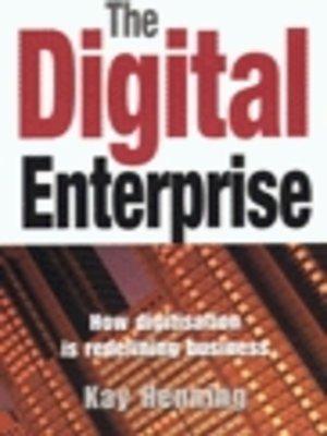 cover image of The Digital Enterprise