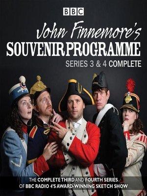 cover image of John Finnemore's Souvenir Programme