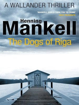 cover image of The Dogs of Riga