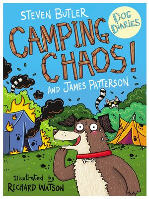 cover image of Camping Chaos!
