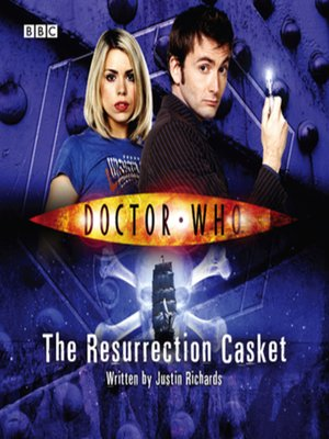 cover image of Doctor Who--The Resurrection Casket