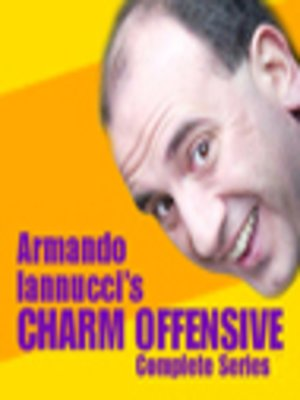 cover image of Armando Iannucci's Charm Offensive