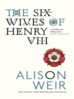 cover image of The Six Wives of Henry VIII