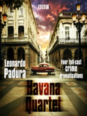 cover image of The Havana Quartet