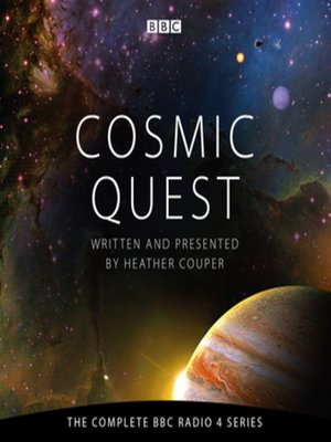 cover image of Cosmic Quest