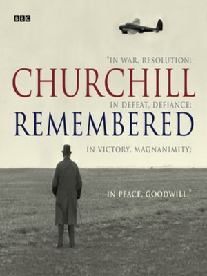 cover image of Churchill Remembered