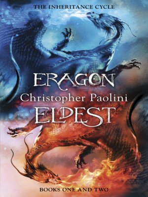 cover image of Eragon and Eldest Omnibus