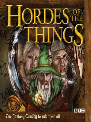 cover image of Hordes of the Things