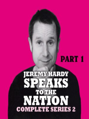 cover image of Jeremy Hardy Speaks to the Nation, Series 2, Part 1