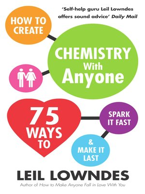 cover image of How to Create Chemistry with Anyone