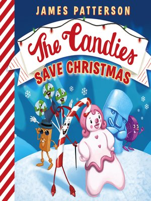 cover image of The Candies Save Christmas