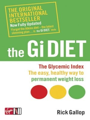 cover image of The Gi Diet
