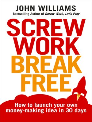 cover image of Screw Work Break Free