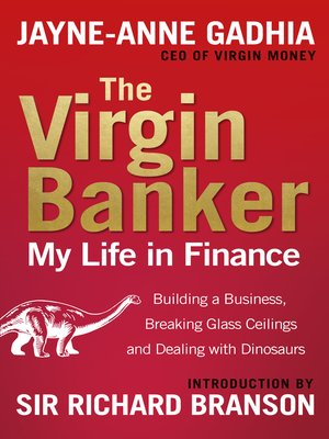 cover image of The Virgin Banker