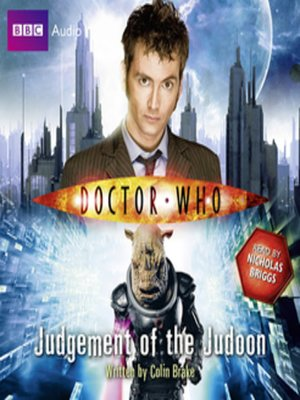 cover image of Judgement of the Judoon