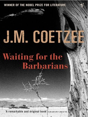 cover image of Waiting For the Barbarians