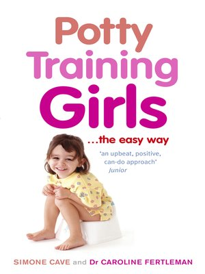 cover image of Potty Training Girls