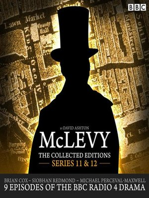 cover image of McLevy the Collected Editions, Series 11 & 12
