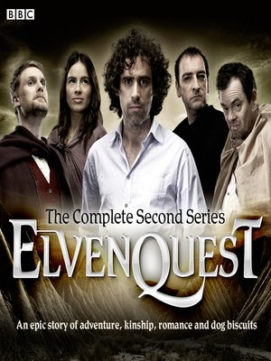 cover image of Elvenquest, Series 2
