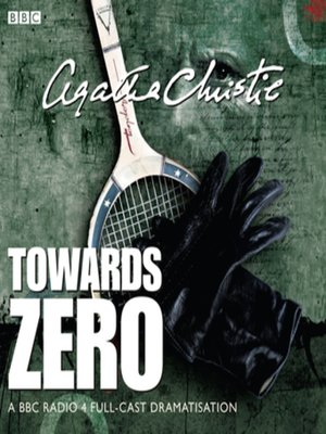 cover image of Towards Zero