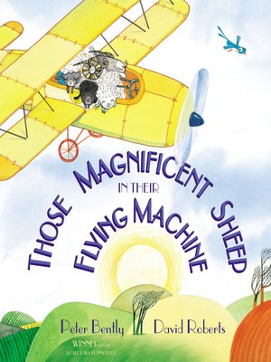 cover image of Those Magnificent Sheep In Their Flying Machine